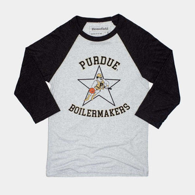 vintage purdue basketball shirt