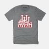 Utah Mountains Tee