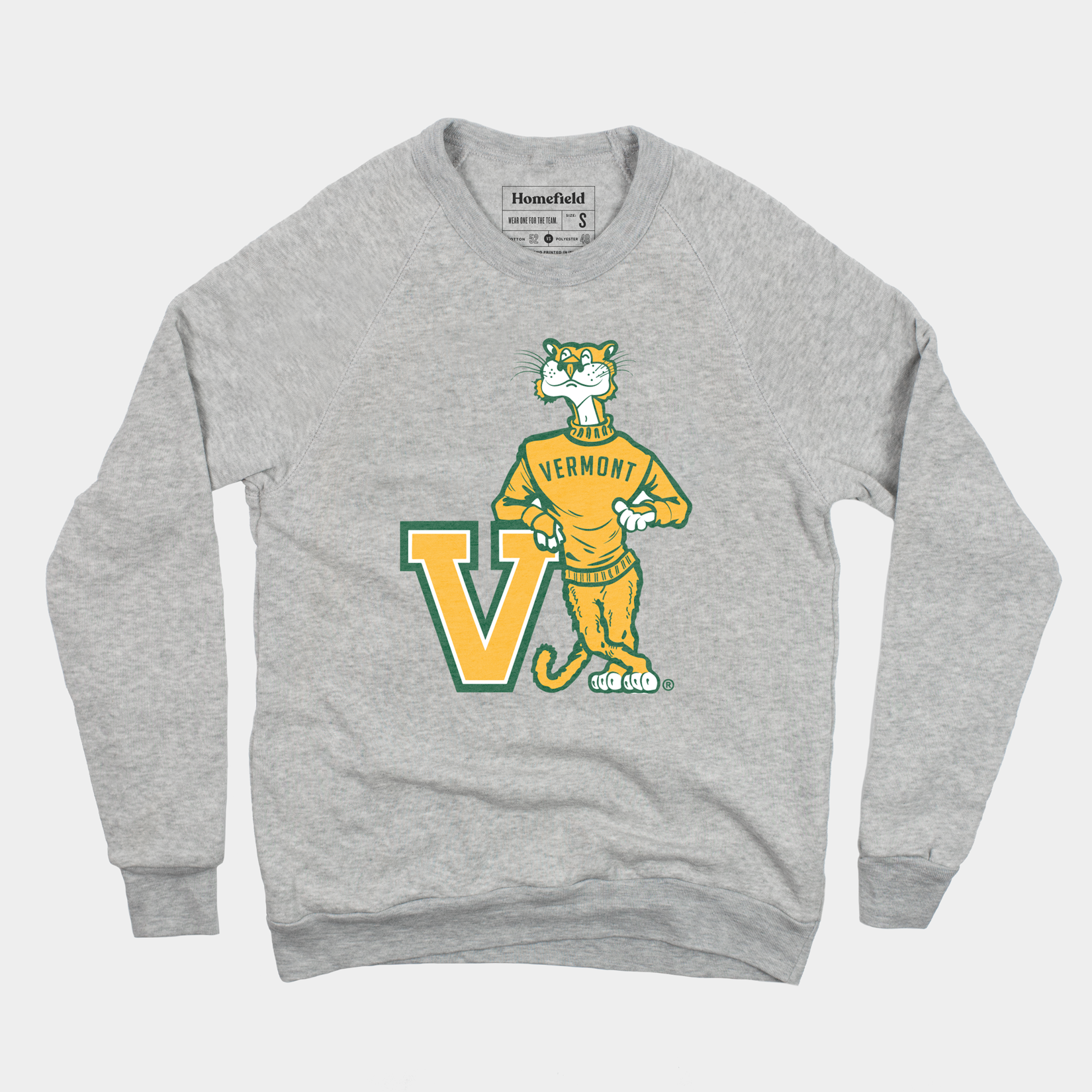 Vintage University of Vermont Charlie Sweatshirt