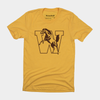 Western Michigan Vintage Bucking Bronco Tee