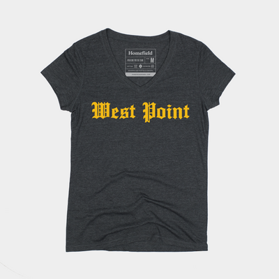 womens west point tee