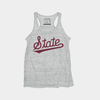 Miss. State Baseball Women's Tank