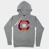 Central Michigan Seal Hoodie