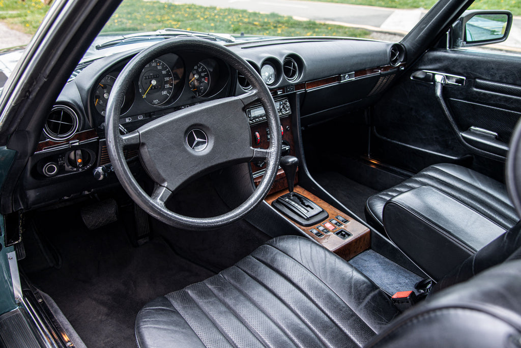 1985 Mercedes-Benz 280 SL