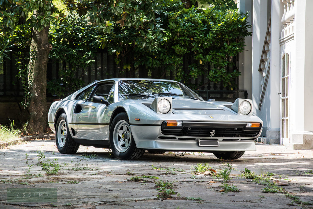 1984 Ferrari 208 GTB Turbo