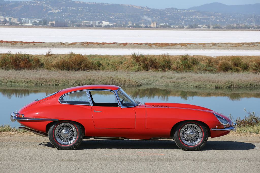1966 Jaguar E-Type 4.2 Series I FHC