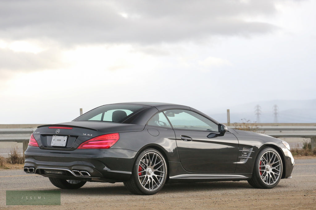 2018 Mercedes-Benz SL63