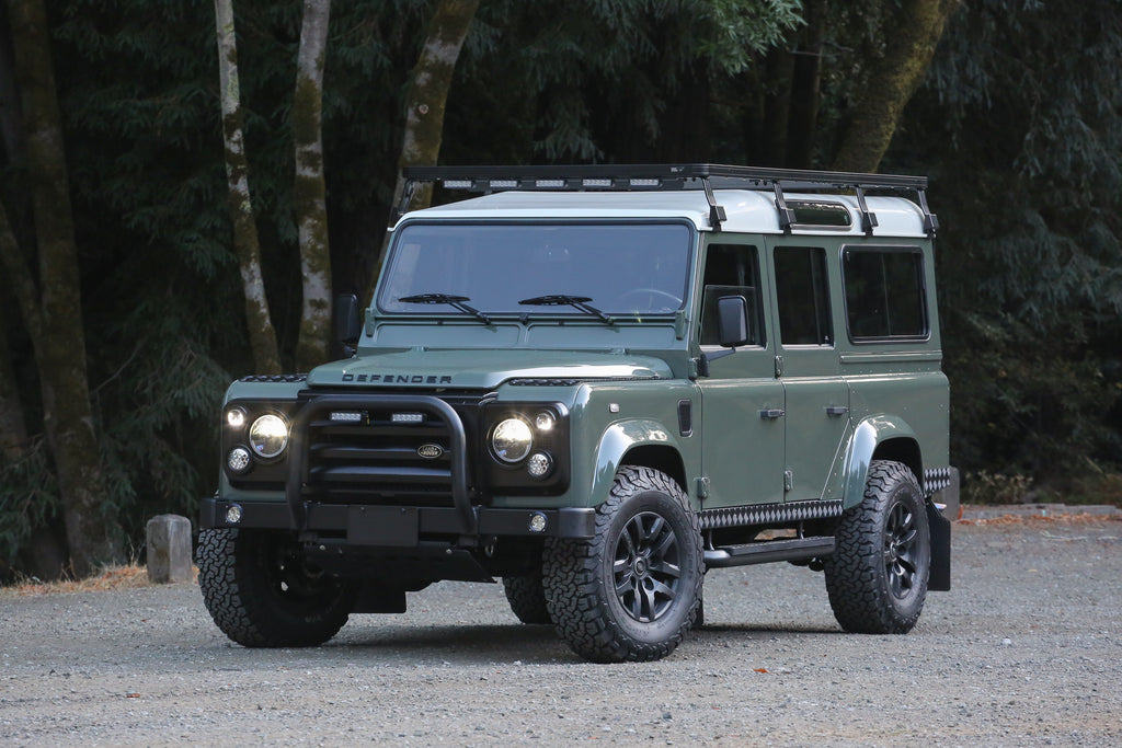 Land Rover Defender 110 by Arkonik