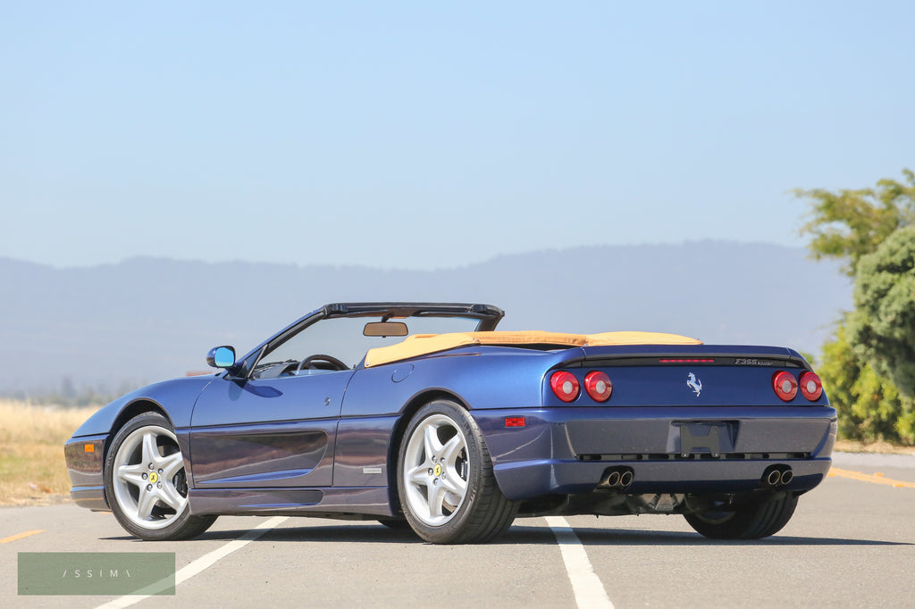 1998 Ferrari F355 Spider 6-Speed