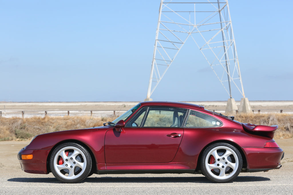 1996 Porsche 993 Twin Turbo