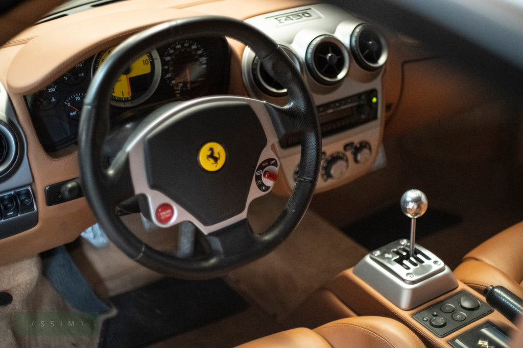 2005 Ferrari F430 6 Speed Manual