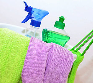 5 (daily) Tips to Assure a Clean Home