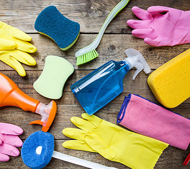 5 Tips to Guarantee a Clean Home