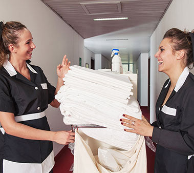 Things You Didn't Know Hotel Housekeepers Do