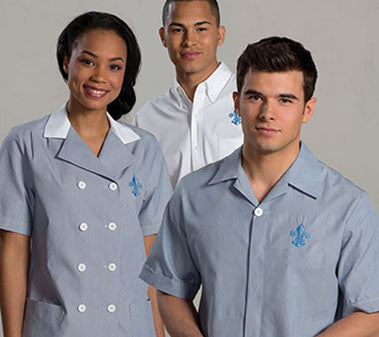 Why Housekeeping Uniforms Deserve Embroidery