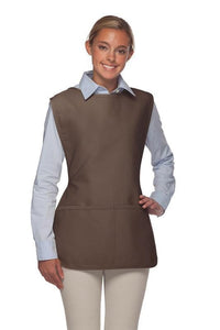 Brown 2 Pocket Cobbler Apron