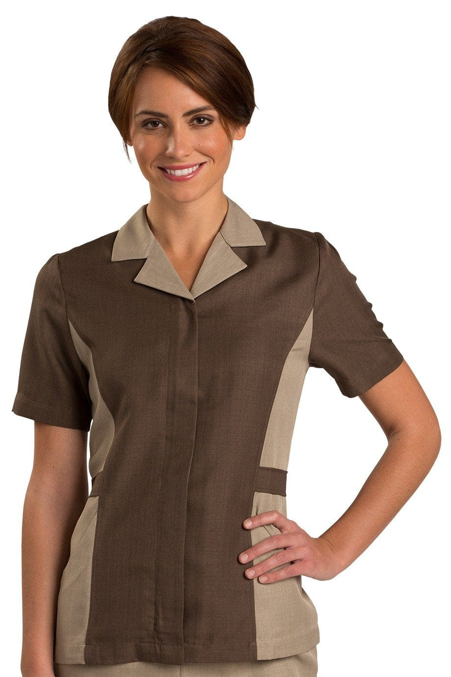 Chestnut Premier Housekeeping Tunic
