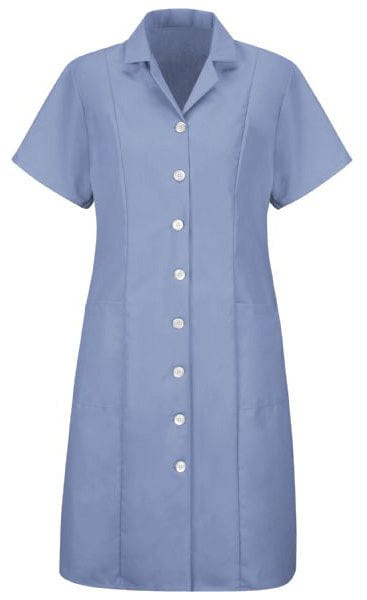 Light Blue Women's Housekeeping Princess Dress