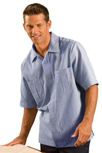 Navy Junior Cord Men's Housekeeping Service Shirt