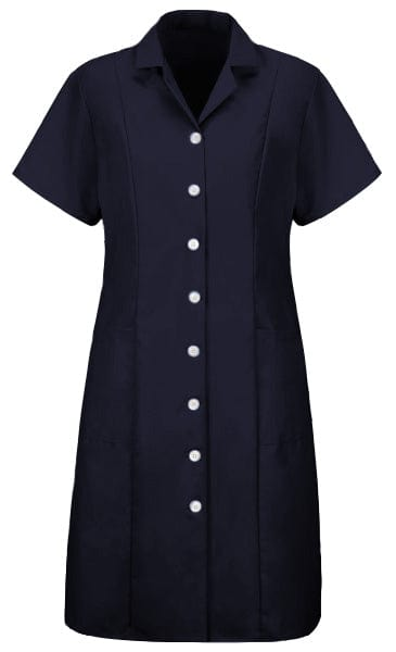 Navy Women's Housekeeping Princess Dress