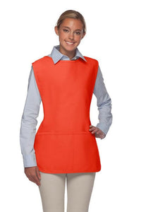 Orange 2 Pocket Cobbler Apron