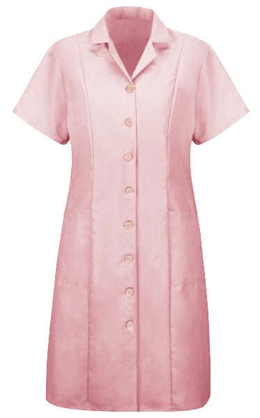 Pink Women's Housekeeping Princess Dress