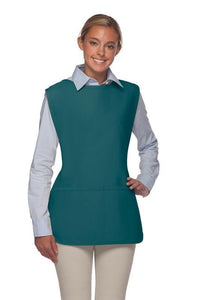 Teal 2 Pocket Cobbler Apron