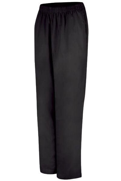 Black Women's Easy Wear Poplin Slacks