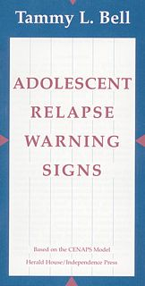 Adolescent Relapse Warning Signs - Booklet