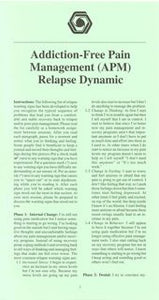Addiction-Free Pain Management Relapse Dynamic