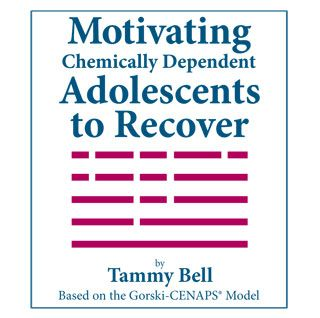 Motivating Chemically Dependent Adolescents to Recover - CD