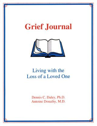 Grief Journal: Living with the Loss of a Loved One (Package of 5)