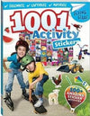 1001 Awesome Activity Stickers Book