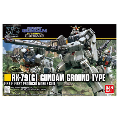 Bandai 1/144 HG RX-79 (G) Gundam Ground Type (MS08 Team)