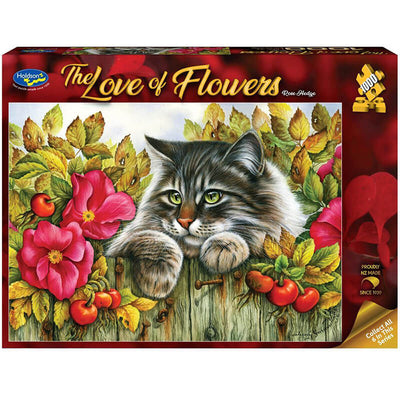 Rose Hedge 1000pc Puzzle