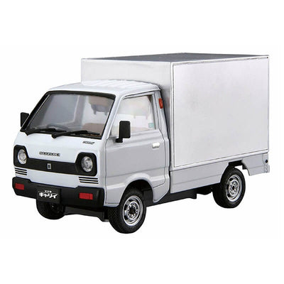 Aoshima 1/24 Suzuki ST30 Carry Panel Van'79 Kit
