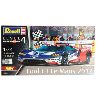 Revell 1/24 Ford GT Le Mans 2017 Kit