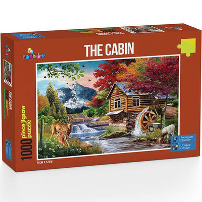 The Cabin 1000pcs Puzzle