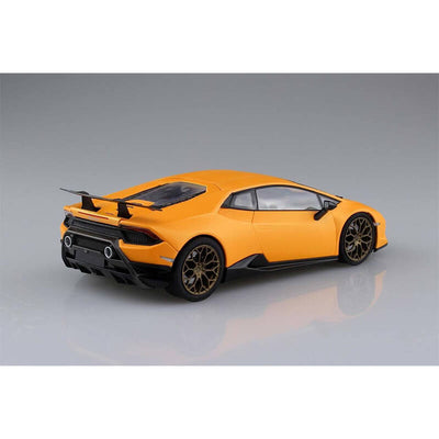 Aoshima 1/24 Lamborghini Huracan Performante Kit