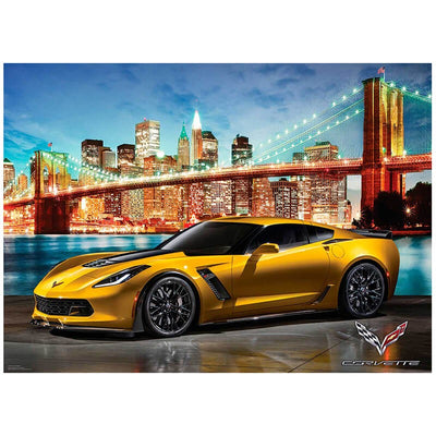 2015 Chevrolet Corvette Z06 Out for A Spin 1000pc Puzzle