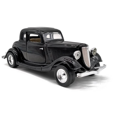 Motormax 1/24 1934 Ford Coupe (Black)