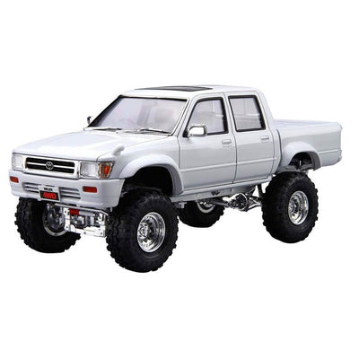 Aoshima 1/24 Toyota LN107 Hilux Pick-Up Double Cab Lift Up '94 Kit
