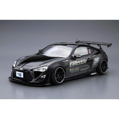 Aoshima 1/24 ZN6 Toyota 86 '12 Greddy & Rocket Bunny Volk Racing Ver. Kit