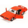 Motormax 1/24 1969 Pontiac GTO Judge (Orange)
