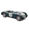 CMC 1/18 Jaguar C-Type Winner 24h France 1953, Tony Rolt / Duncan Hamilton #18
