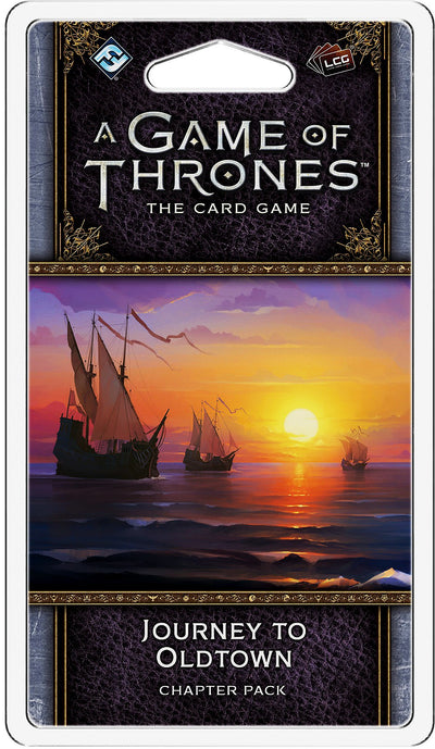 A Game of Thrones LCG Journey to Oldtown Chapter Pack