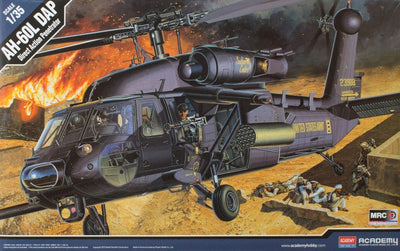 Academy 1/35 AH-60L DAP Direct Action Penetrator Kit