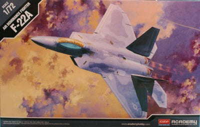 Academy 1/72 Air Dominance Fighter F-22A Kit ACA-12423