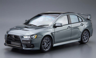 Aoshima 1/24 Mitsubishi Lancer Evolution Final Edition Kit A005164