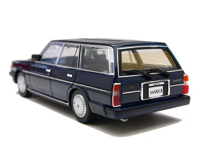 Aoshima 1/43 GX70G Toyota Mark II Wagon LG Mid Version A007903